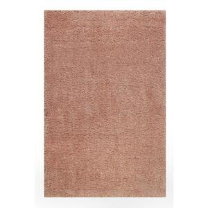 Esprit Webteppich 80/150 cm rosa, hellrosa , Live Nature , Textil , Uni , 80x150 cm , für Fußbodenheizung geeignet, in verschiedenen Größen erhältlich, lichtunempfindlich, pflegeleicht, leicht z