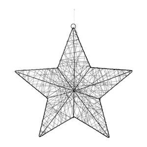 X-Mas Led-dekoleuchte , 8518502-94 , Schwarz , Metall , Timerfunktion , 004297215903
