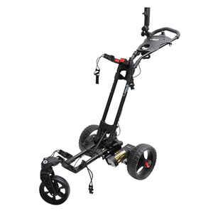 Golftrolley T Litech elektrisch schwarz
