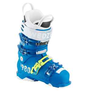 Skischuhe Piste Fit 980 Damen blau