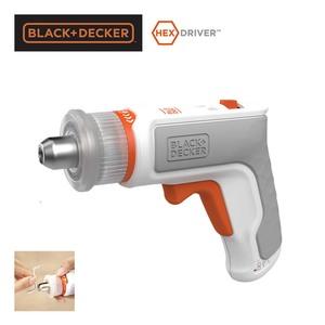 Akku-Möbelschrauber BCRTA01 • 3,6 Volt, Li-Ionen-Akku • innovativer Akkuschrauber für die schnelle Montage von Möbeln • LED-Beleuchtung • inkl. 5 Bits