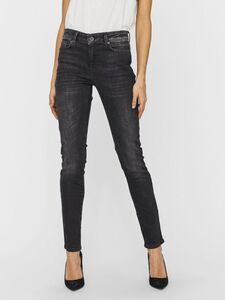 VMELLA NORMAL WAIST SLIM FIT JEANS