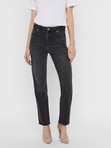 VMCARLA HIGH WAIST STRAIGHT FIT JEANS