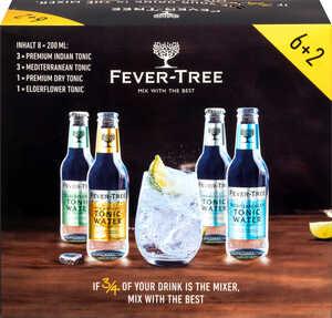 FEVER TREE  Premium-Erfrischungsgetränke