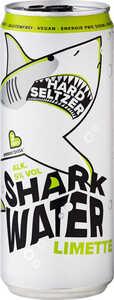 SHARK WATER  Hard Seltzer