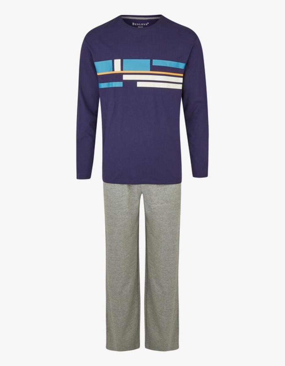 Bild 1 von Bexleys man - Pyjama mit Frontdruck