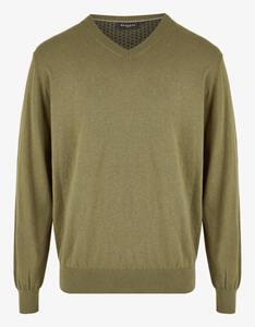 Bexleys man - Cotton-Silk-Cashmere Strickpullover