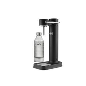 Aarke Carbonator II Trinkwassersprudler Schwarz