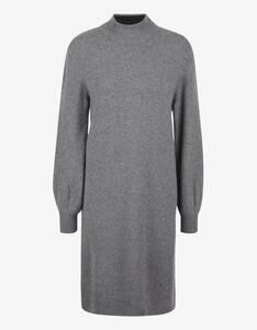 s.Oliver - Wollmix-Kleid mit High Neck