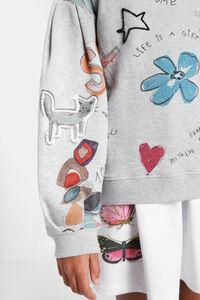 Sweater Bolimania Pailletten