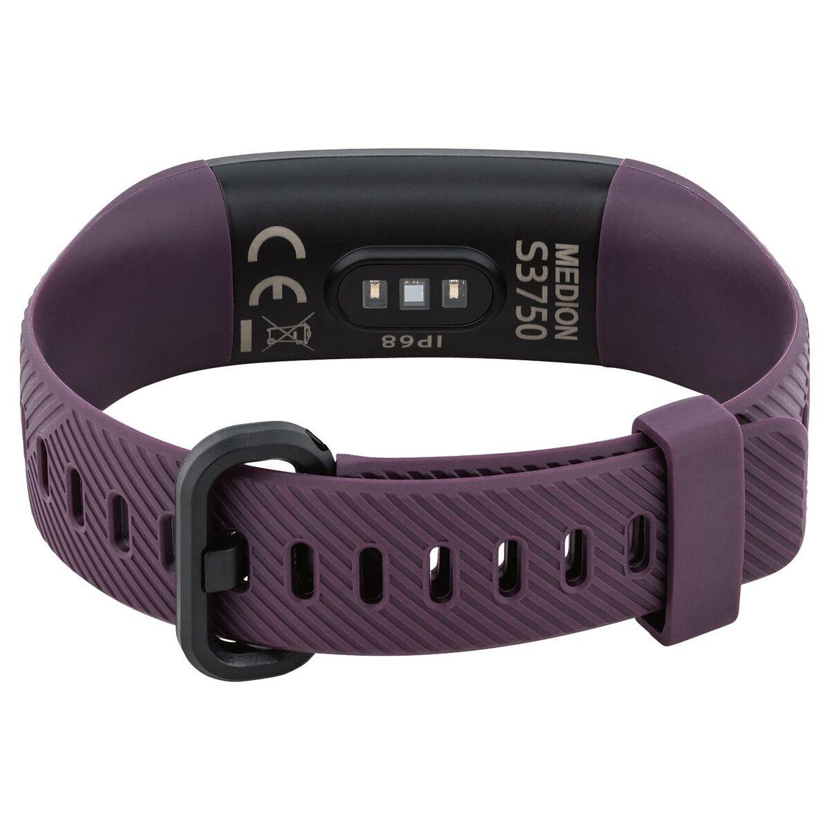 Bild 4 von MEDION® Fitnessarmband MEDION®  Life S3750 mit Herzfrequenzmesser