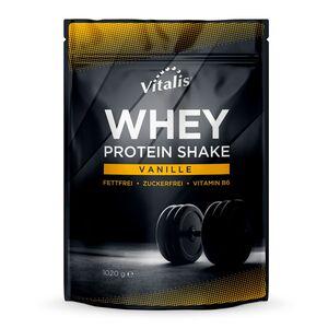Vitalis®  Whey Protein Shake 1200 g