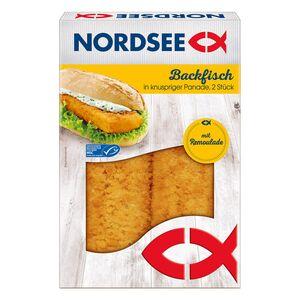 NORDSEE Backfisch mit Sauce 208 g