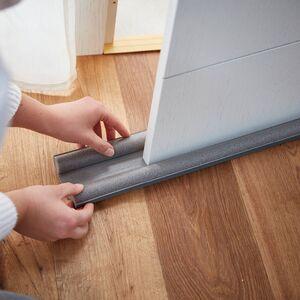 tesa® MOLL®  Türboden-Doppeldichtung 95 x 2,5 cm