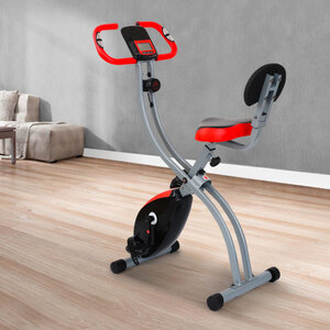 Wellactive Heimtrainer F-Bike Curved