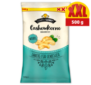 SIMPLY SUNNY Cashewkerne