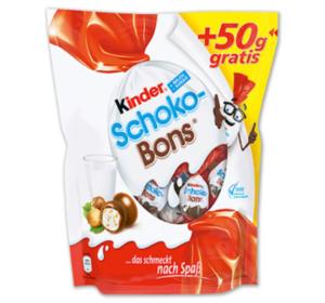 FERRERO Kinder Schokobons