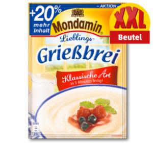 MONDAMIN Süße Gerichte