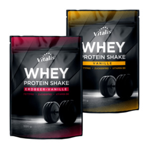 VITALIS     Whey Protein Shake
