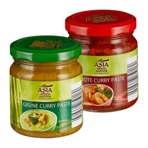 ASIA GREEN GARDEN  	   				Curry Paste