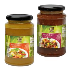 ASIA GREEN GARDEN     Wok-Sauce