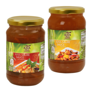 ASIA GREEN GARDEN     Quick-'n'-Easy-Sauce
