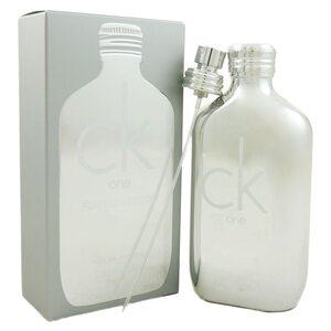 Calvin Klein CK One Platinum Edition Eau de Toilette 100ml für Damen