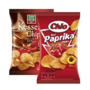 Chio Chips oder Kesselchips