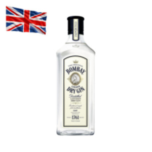 Bombay Dry London Gin