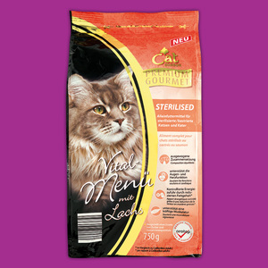 Cat Bonbon Premium Gourmet Trockennahrung