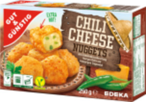 Gut & Günstig Chili-Cheese-Nuggets
