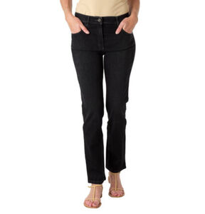 "Zerres Jeans ""Tina"", Straight Fit, mittlere Leibhöhe"