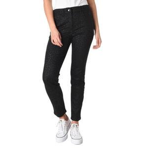 """Zerres Jeans """"Twigy"""", Animal-Print, elastisch"""