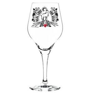 """Ritzenhoff Bierglas """"Craft Beer Design, Maya Franke"""", inklusive 5 Bierdeckel"""