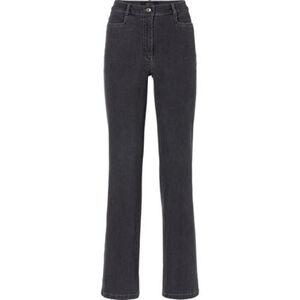 """Zerres Jeans """"Tina"""", Straight Fit, Eingrifftaschen, unifarben, für Damen"""
