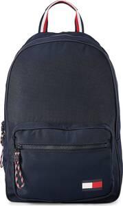 Tommy Hilfiger, Rucksack Tommy Backpack in dunkelblau, Rucksäcke für Herren