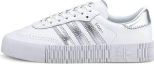 adidas Originals, Sneaker Sambarose W in weiß, Sneaker für Damen