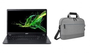 Acer Notebook Aspire 3 (A315-56-73RR) ,  inkl. Tasche, 39,6 cm (15,6 Zoll), i7-1065G7, 8 GB, 512 GB SSD