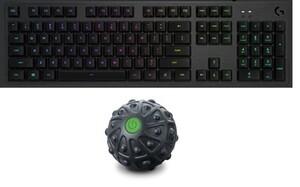 Logitech Tastatur G512 Linear ,  inkl. Beurer Massageball MG 10