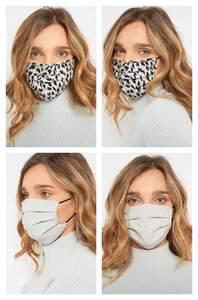 Stoffmaske im 2er Pack