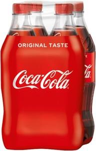 Coca-Cola 4x 0,5 ltr PET