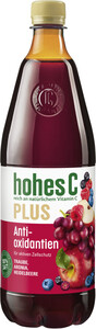 Hohes C Plus Antioxidantien PET 1 lL