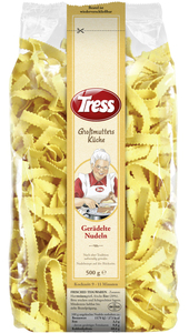 Tress Großmutters Küche Gerädelte Nudeln 500 g