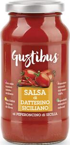 Gustibus Datteltomatensauce mit Chili 320G