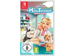 Astragon Entertainment My Universe - Meine Tierklinik: Hund & Katze - Nintendo Switch