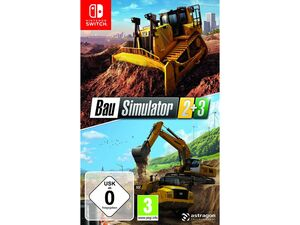 Astragon Entertainment Bau Simulator 2+3 - Nintendo Switch