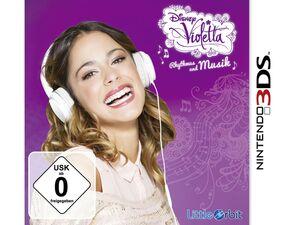 Bandai Namco Entertainment Ger Violetta - Rhythmus und Musik (Disney) - Konsole 3DS