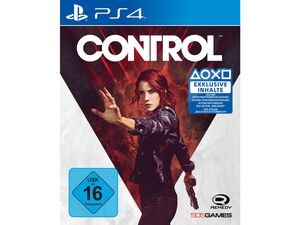 505 Games Control - Konsole PS4