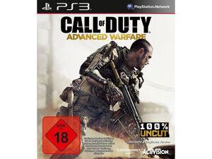 Activision Blizzard Call of Duty 11 - Advanced Warfare - Konsole PS3