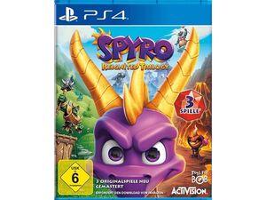 Activision Blizzard Spyro - Reignited Trilogy, für PS4, 3 Spiele, über 100 Level